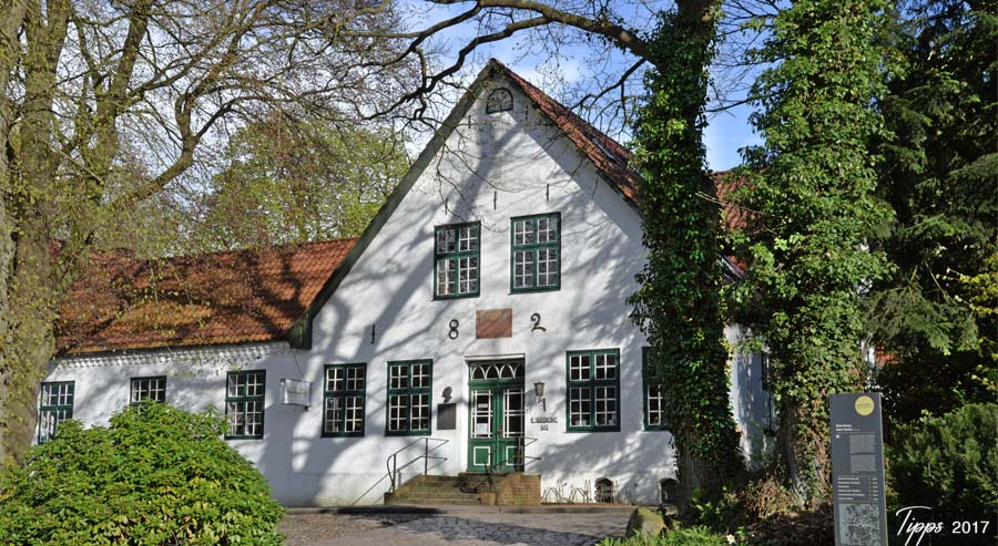 Stolte Haus Worpswede